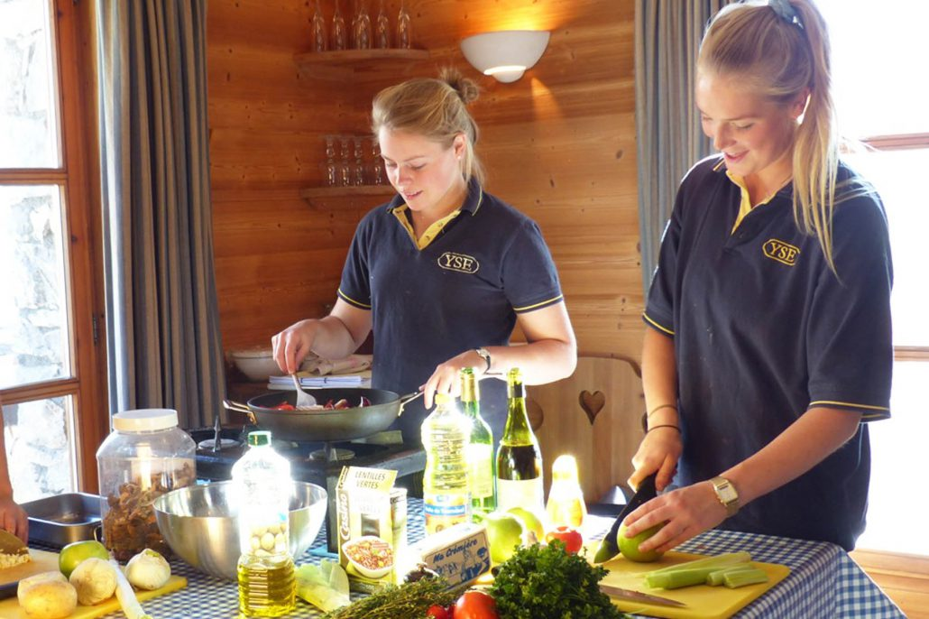 Free Cookery Course
