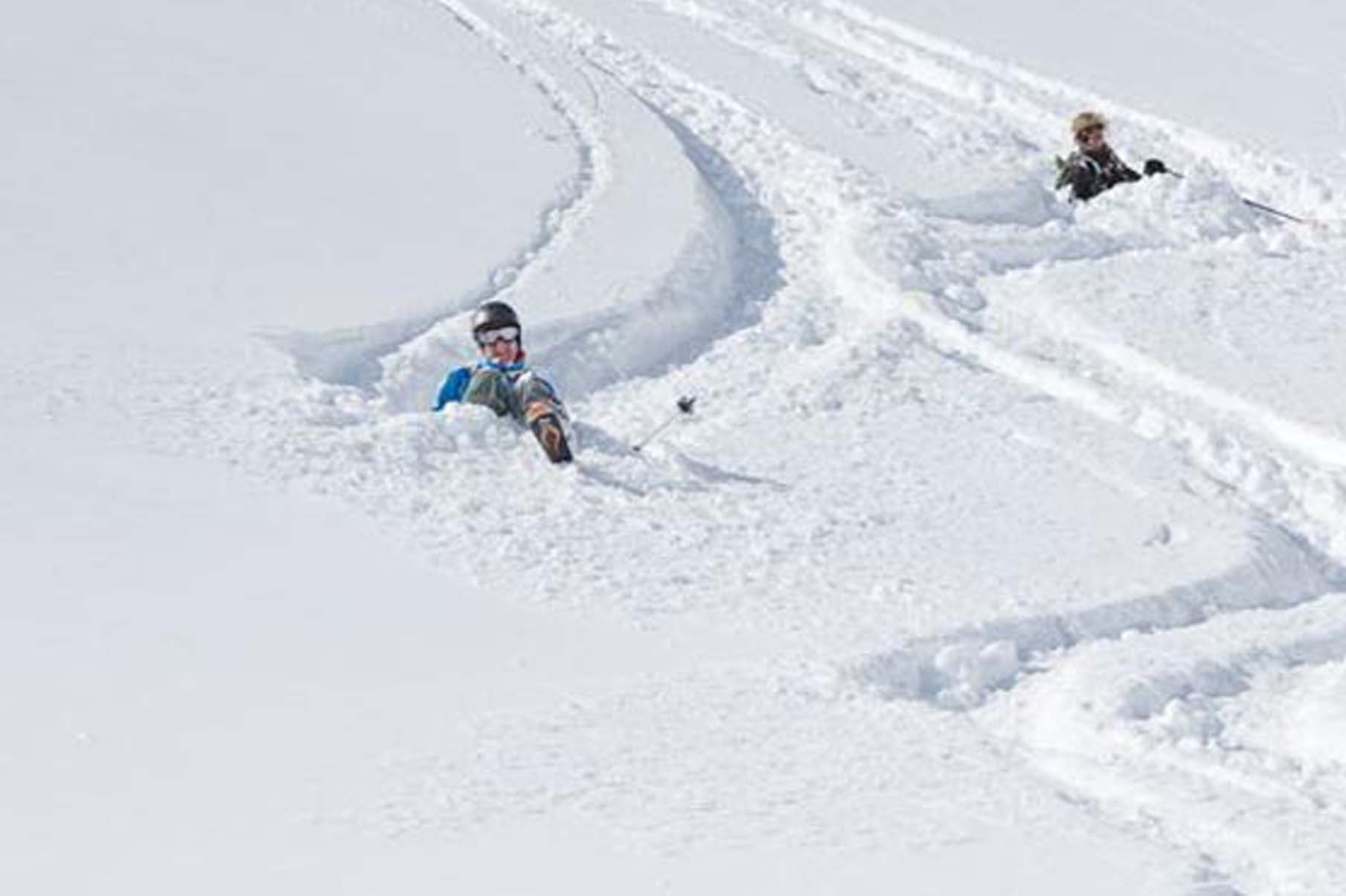 Val d'Isere off-piste