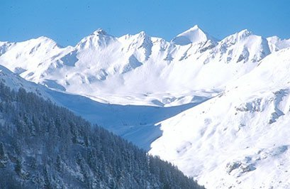 Val d'Isere panorama