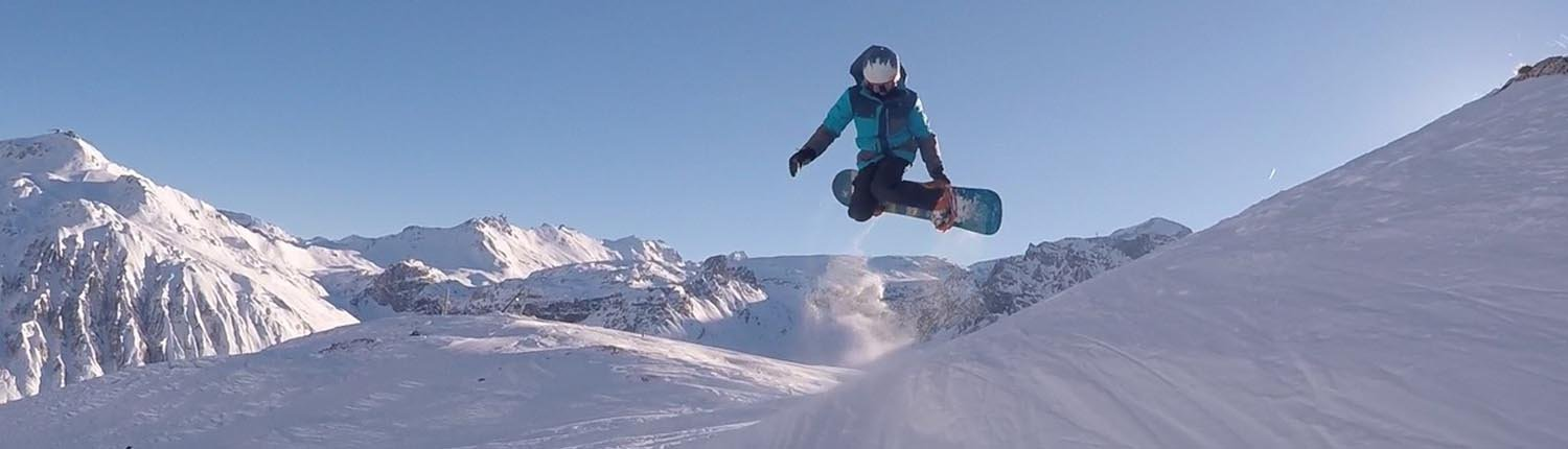 Val d'Isere YSE snowboard