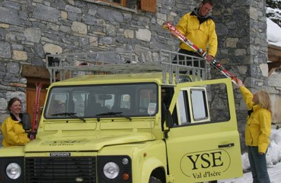 YSE Land Rover