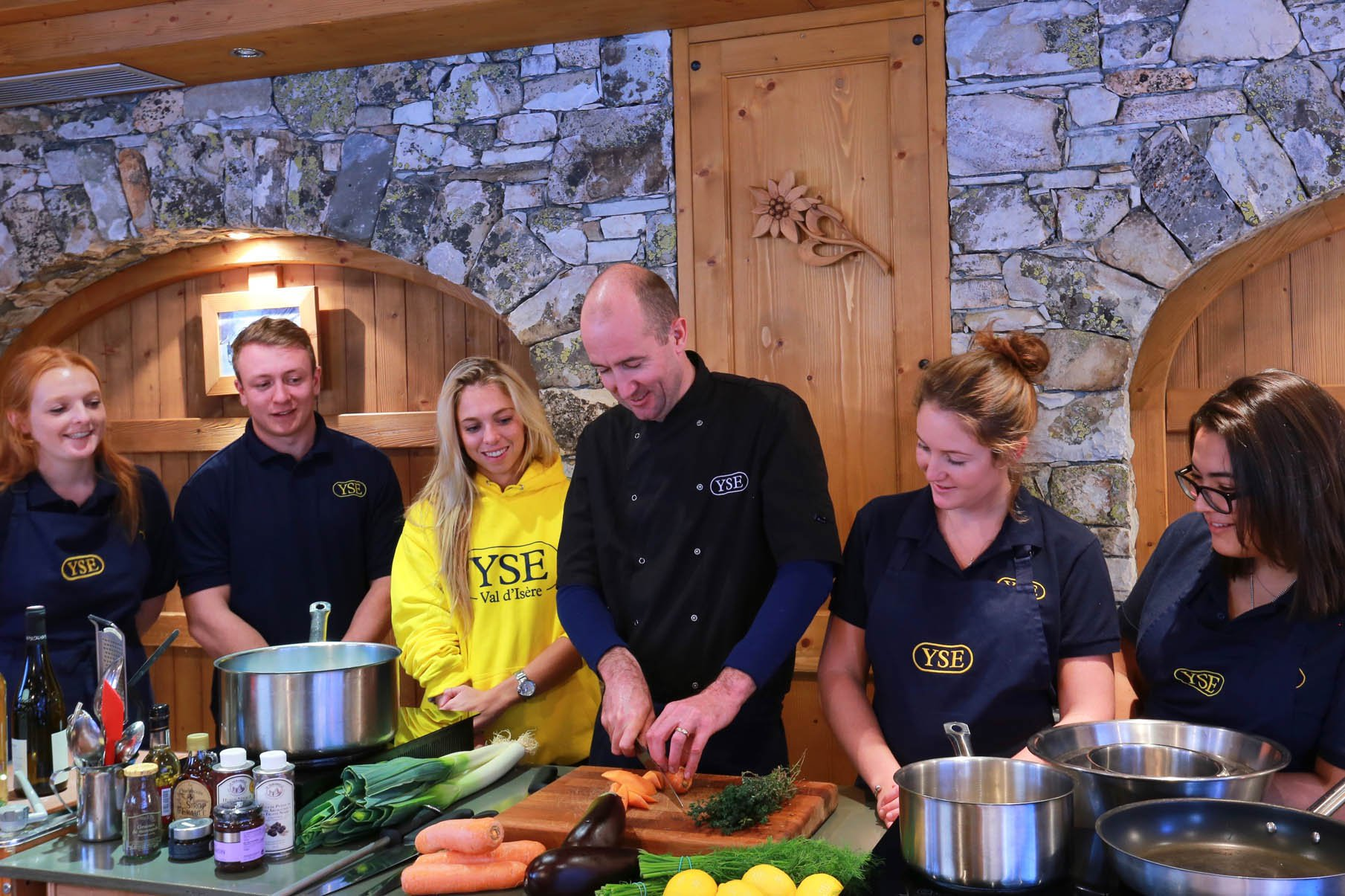 Cookery course